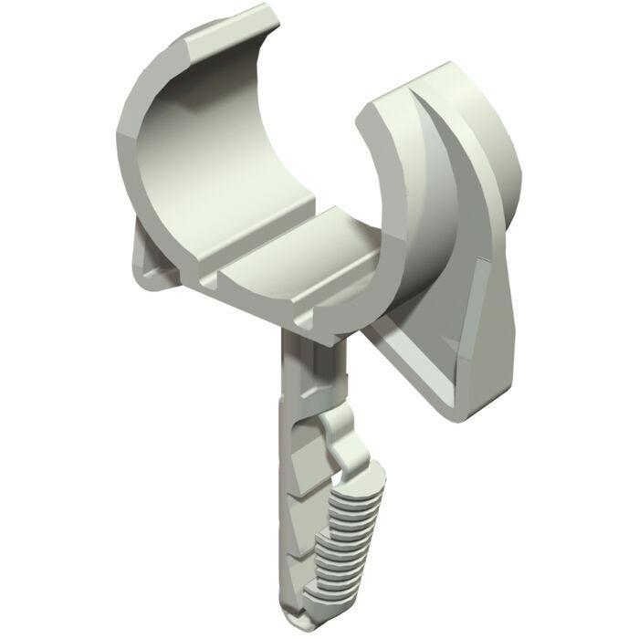 Трубный зажим SNAP 16-19mm с дюбелем /2148048/