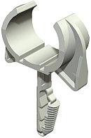 Трубный зажим SNAP 16-21,5mm на защелке с дюбелем /2148528/
