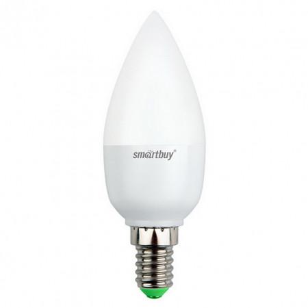 Светодиодная (LED) лампа Smartbuy-C37-8,5W/6000 (SBL-C37-8_5-60K-E14)