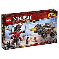 LEGO Ninjago: Земляной бур Коула 70669