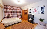 1 комнатная квартира на Жибек Жолы - Калдаякова (бывш. ул. 8 марта), посуточно