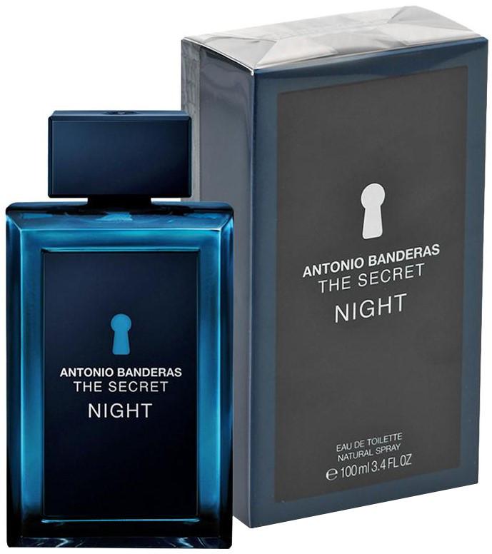 Antonio Banderas Antonio Banderas The Secret Night Eau de Toilette