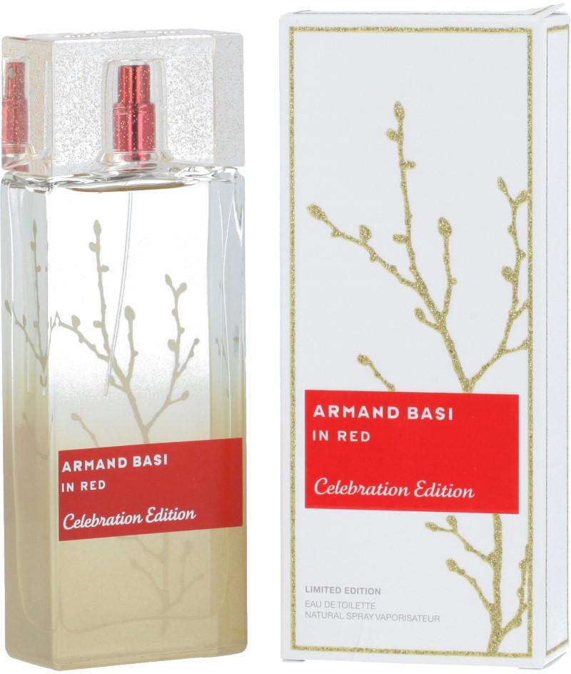 Armand Basi Armand Basi In Red Celebration Edition Eau de Toilette