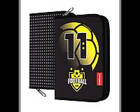 Пенал-книжка с наполнением 135x205x30 мм Football Time