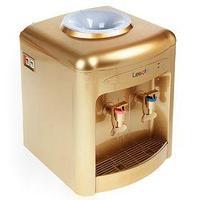 Кулер для воды LESOTO 36 TD, с охлаждением, 615 Вт, цвет золото