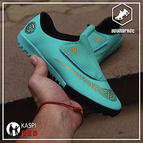 Детские футбольные сороконожки Nike Mercurial ( 34, 35 размер в наличии ), фото 2