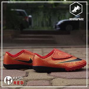 Детские футбольные сороконожки Nike Mercurial (33, 34 в наличии ), фото 2