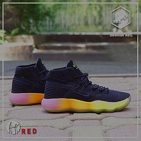 """Баскетбольные кроссовки Nike Hyperdunk 2017 Flyknit """"multicolor"""""""