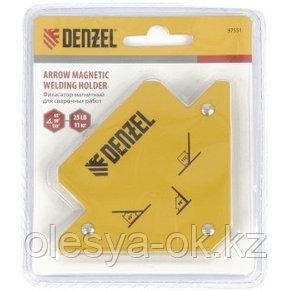 Фиксатор магнитный 50 Lb для сварочных работ, DENZEL. 97553, фото 2