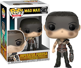 Funko Pop Mad Max - Imperator Furiosa - 507