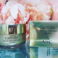A.H.C. Capture Revite Solution Маx Cream это оживляющий антивозрастной крем для лица