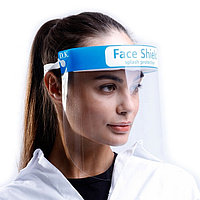 Антизапотевающий Щиток защитный лицевой защитный экран Щиток-экран для лица защитный