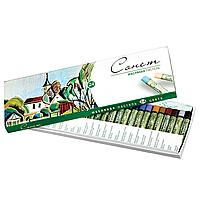 Пастель масляная художественная 'СОНЕТ', 24 цвета
