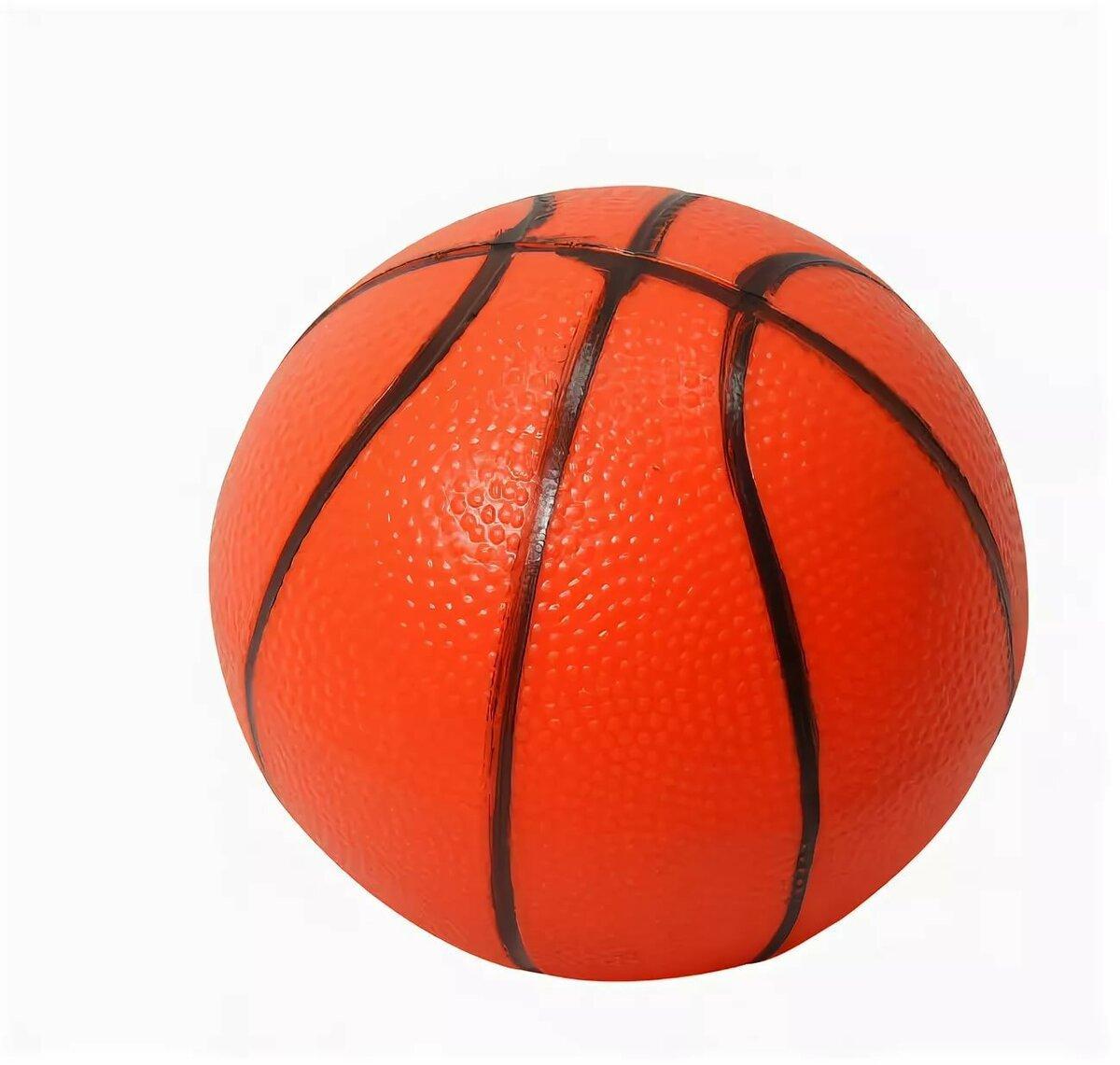 Мяч. Баскетбол резина ПАК