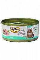 Влажный корм для кошек Мнямс с тунцом и анчоусами в желе