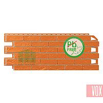 Фасадная панель VOX Vilo Brick Marron  (каштановый кирпич), фото 2