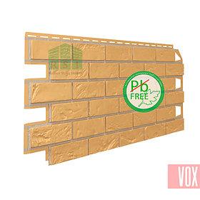 Фасадная панель VOX Vilo Brick Ginger  (имбирный кирпич)