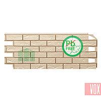 Фасадная панель VOX Vilo Brick Ivory  (слоновая кость кирпич), фото 2