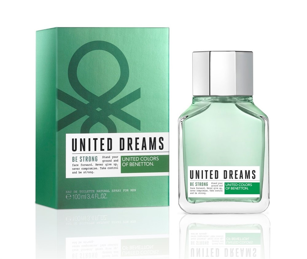 Benetton United Dreams Be Strong 100 ml (edt)