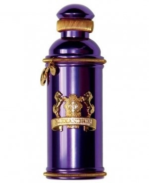Alexandre.J The Collector: Iris Violet 100 ml (edp)