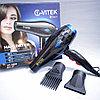 Фен для укладки волос VITEK VT-3200 с диффузором, 5000 Вт.
