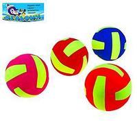 Развивающая мягкая игрушка 'Мяч волейбольный' цвета МИКС
