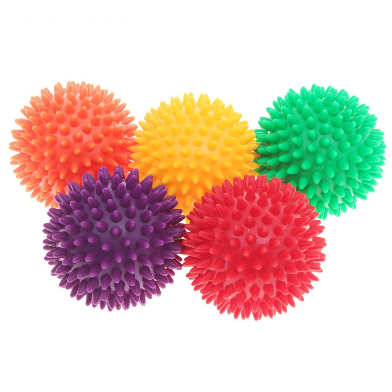 Мячи массажные