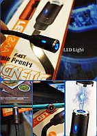 LED Micro USB & Type C  для IOS iphone Android