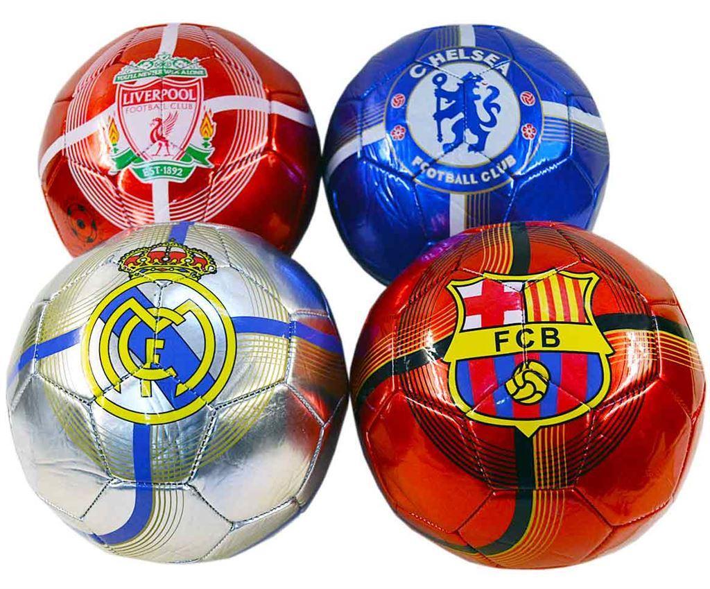 Мячи клубные