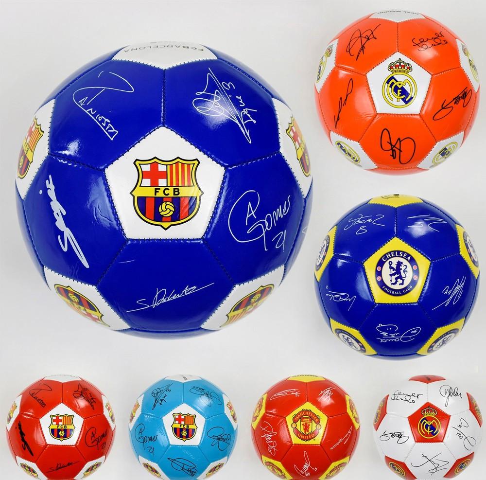 Мяч. футбольный Клубный ПАК