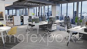 Рабочая станция для open-space