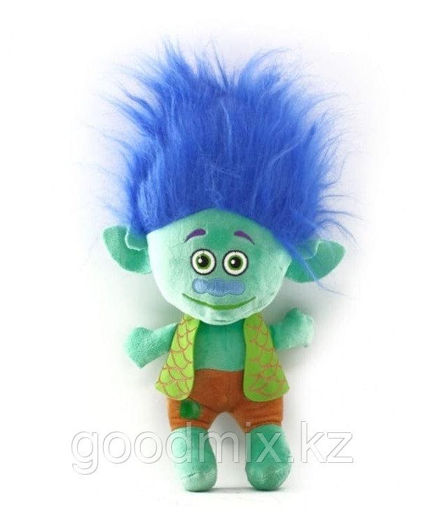 Мягкая игрушка Тролли (Trolls) Цветан 23 см