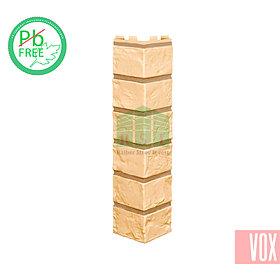 Наружный угол VOX Vilo Brick Sand (песочный кирпич)