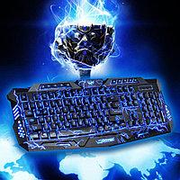 Игровая клавиатура с подсветкой оригинал Atlanfa Tricolor M200, фото 1