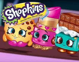 Shopkins Шопкинс фигурки и игровые наборы