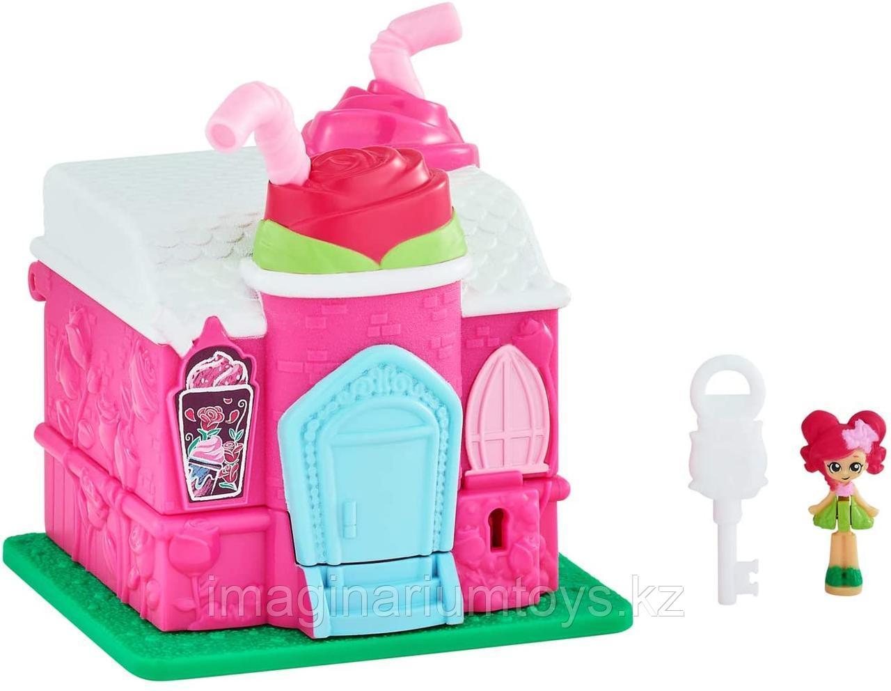 Шопкинс набор домик с секретом Кафе Рози Блум Shopkins