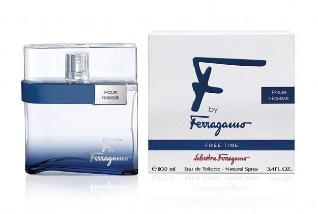 Salvatore Ferragamo Salvatore Ferragamo F By Ferragamo Homme Free Time Тестер 100 ml (edt)
