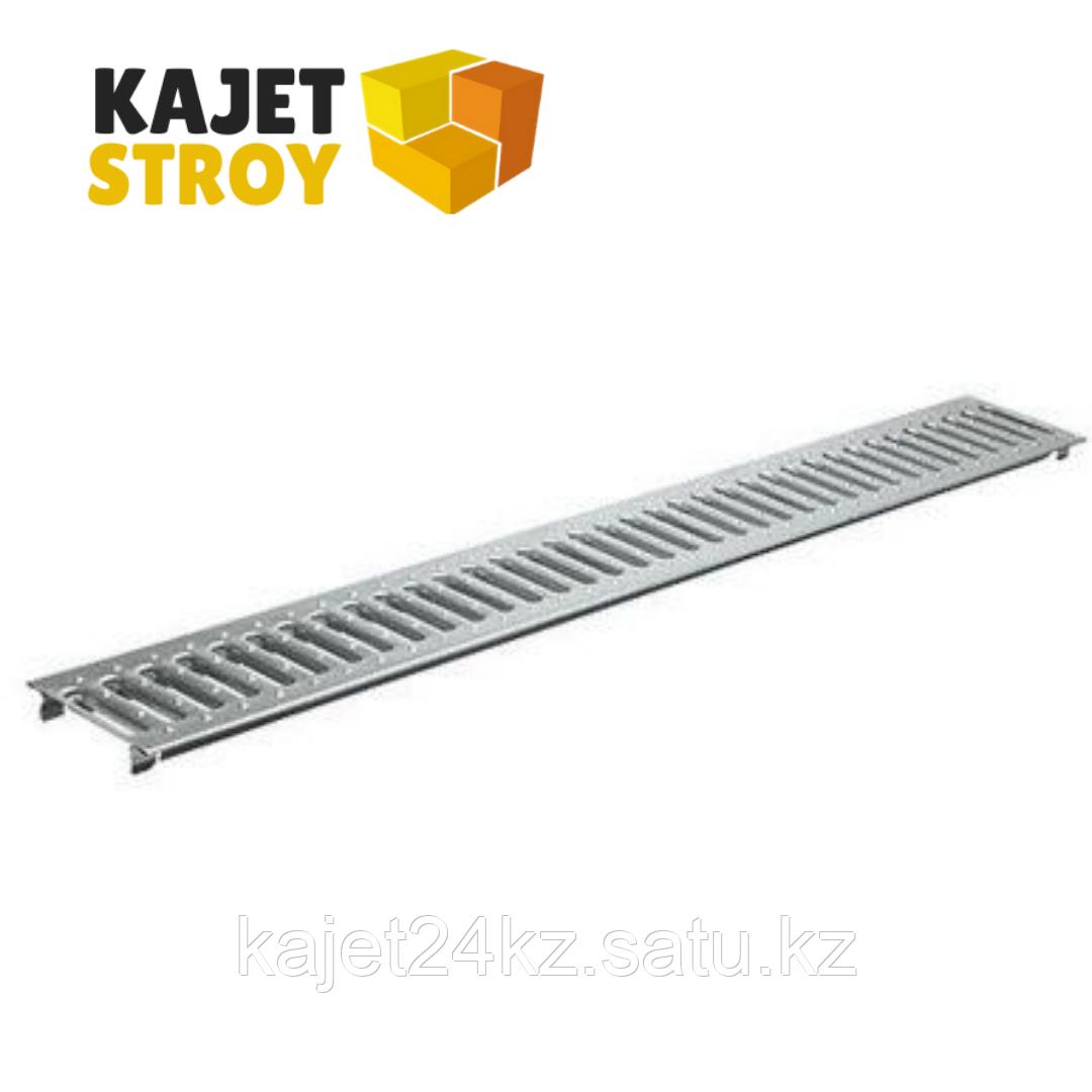 Решетка 100 стальная штампованная