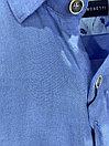Рубашка льняная Enrico Rosetti (0119), фото 4