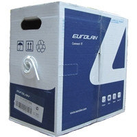 Eurolan кабель кат.6 UTP 4 пары