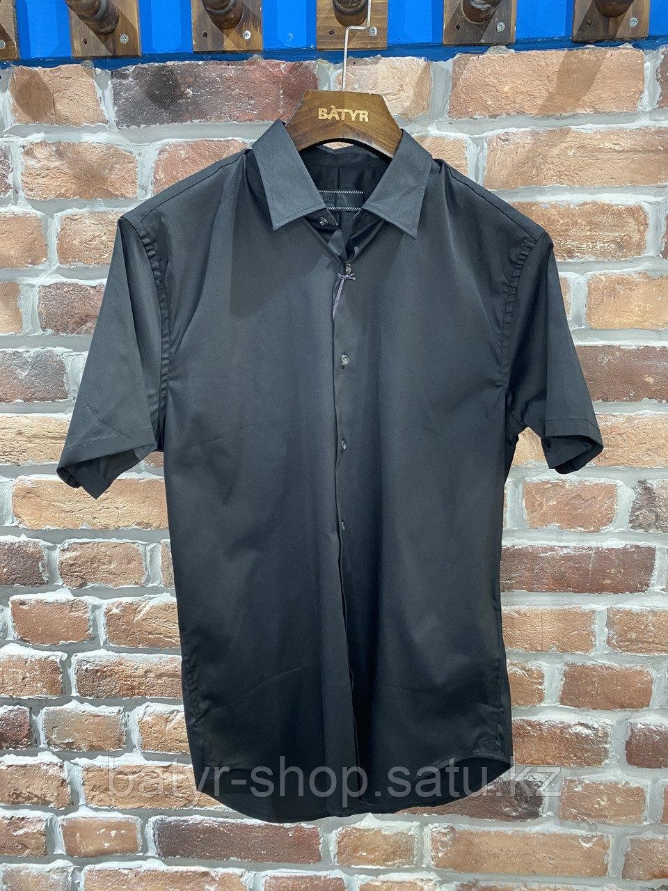 Рубашка мужская Prada (0121)
