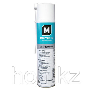 Molykote CU-7439 Plus spray медная паста