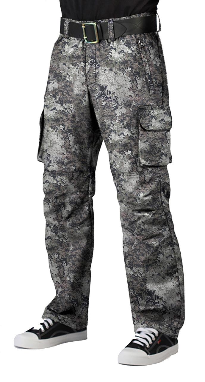 Летние камуфляжные брюки мужские в Алматы