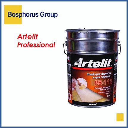 Клей ARTELIT каучуковый для фанеры и паркета RB-112 (21 кг), фото 2