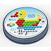 Мозаика детская шестигранная 85 элементов