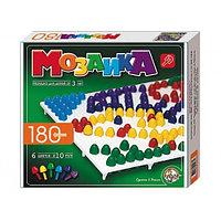 Пластмассовая мозаика для детей,180 элементов