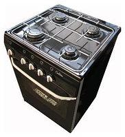 Плиты Газовые De Luxe DL 5040.38г(щ) черная