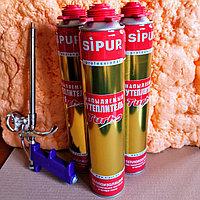 Утеплитель Напыляемый ППУ Sipur., фото 1