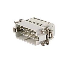 HDC HA 10 MT Вставка соединительного разъема