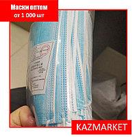 Медицинские маски оптом в Казахстане, фото 1